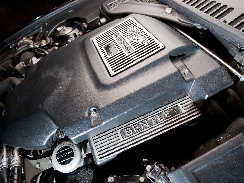 Bentley Continental T 4