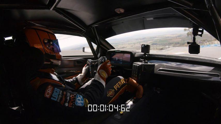 El Brabham BT62 bate el récord del circuito Mount Panorama