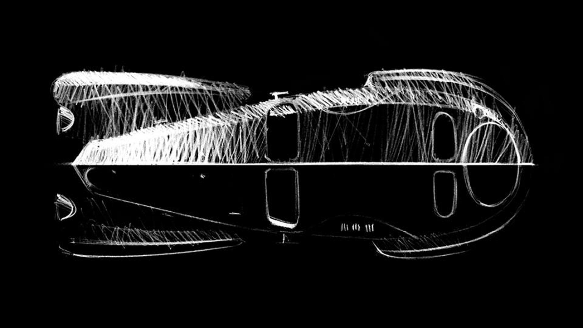 Bugatti presentará en Ginebra un one-off inspirado en el Type 57 Atlantic