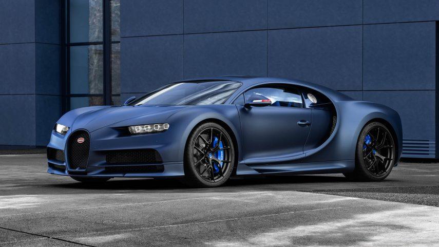 """He aquí el nuevo Bugatti Chiron Sport """"110 Ans Bugatti"""""""