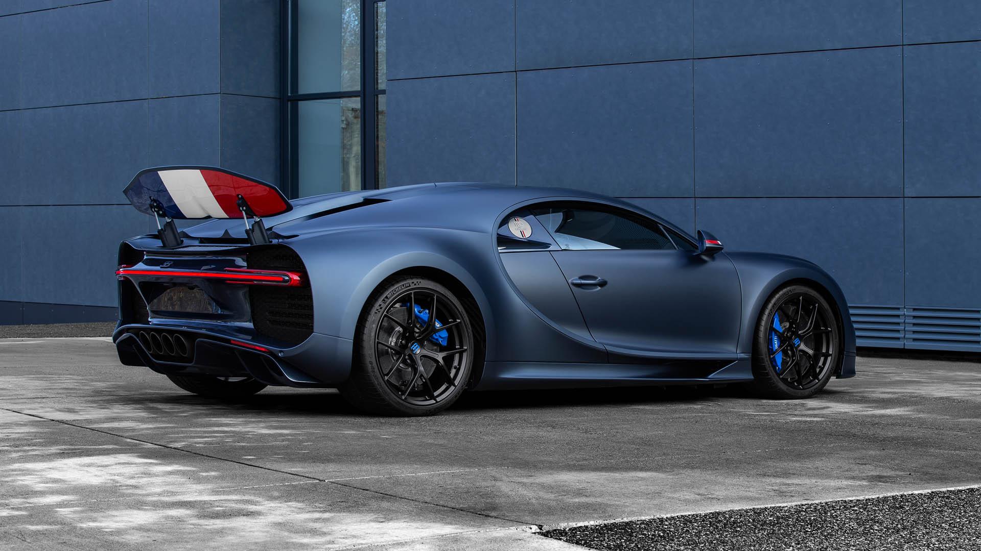 Bugatti Chiron 110 Ans 6