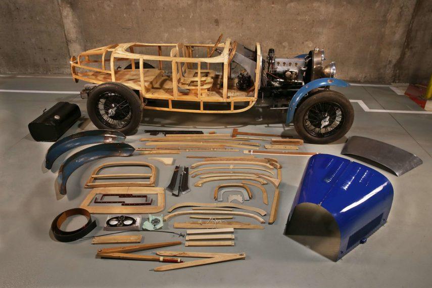 Un trío de antiguos Bugatti busca nuevo dueño en el Rétromobile 2019