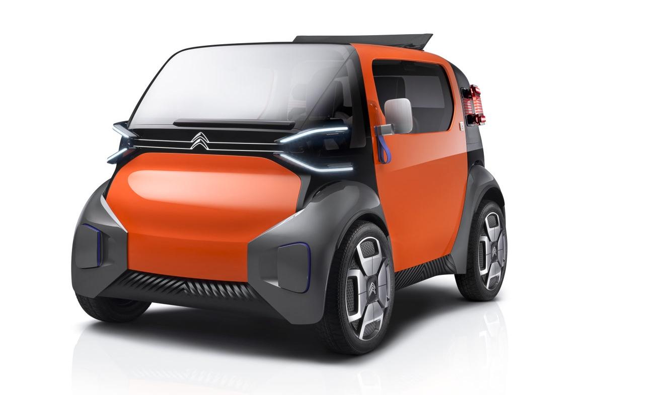 Citroën Ami One Concept 1