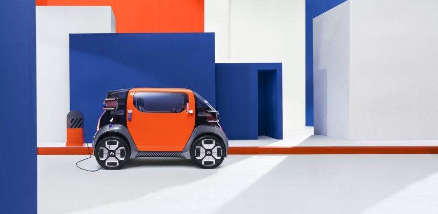 Citroën Ami One Concept: con el foco en la movilidad urbana