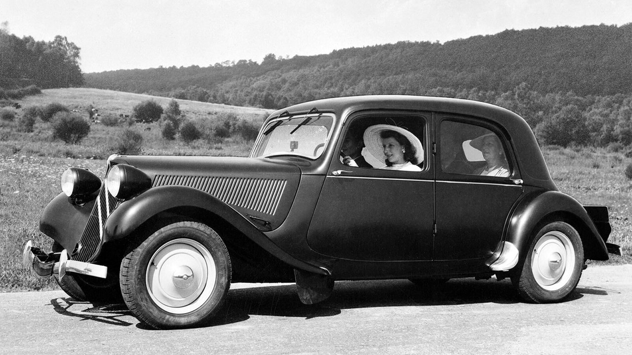 Coche del día: Citroën Traction Avant | espíritu RACER