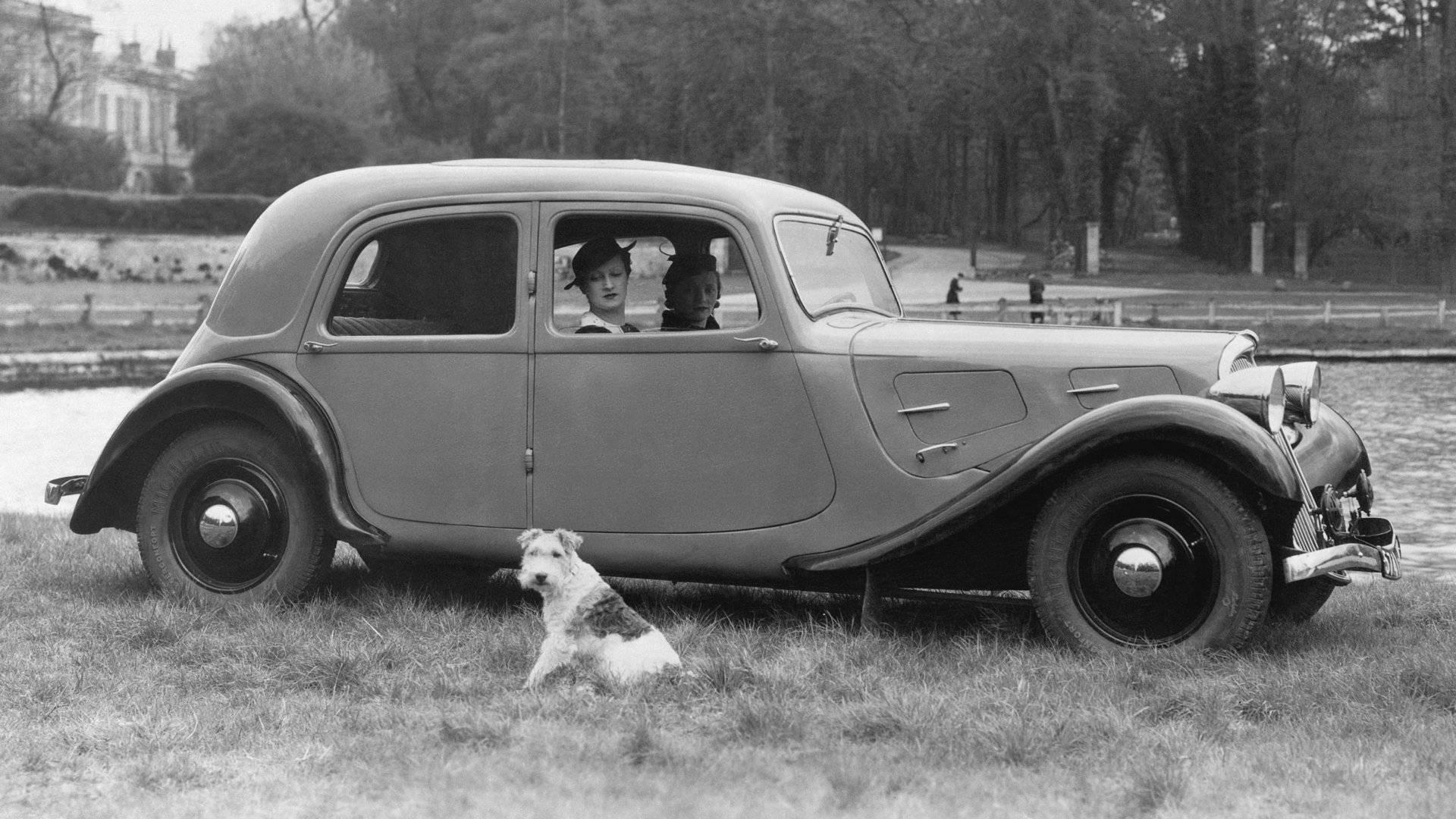 Coche del día: Citroën Traction Avant