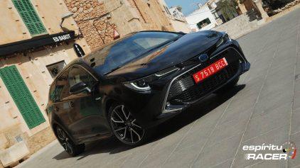 Contacto Toyota Corolla TS 02