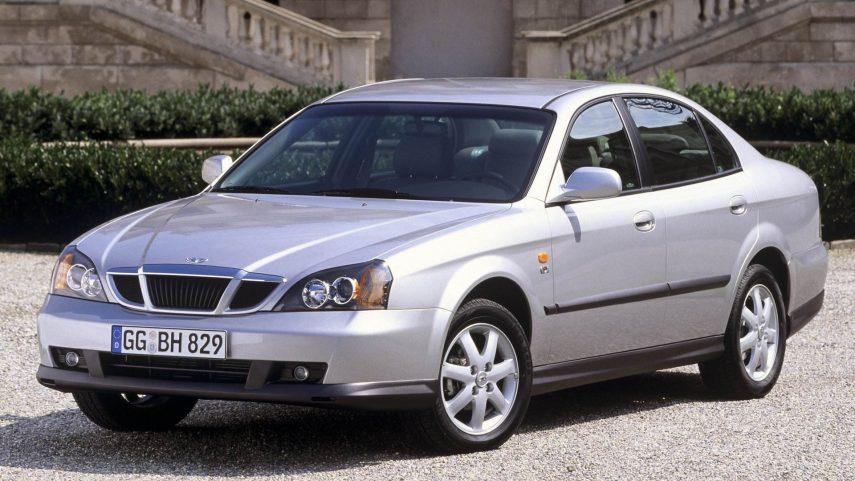 Coche del día: Daewoo/Chevrolet Evanda