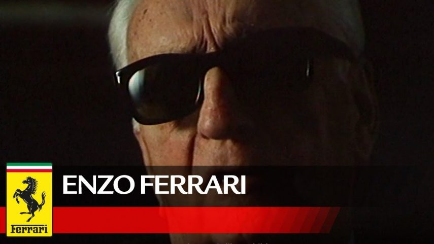El 18 de febrero fue el 121 aniversario del nacimiento de Enzo Ferrari