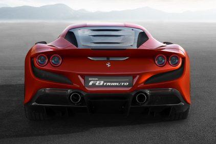 Ferrari F8 Tributo 5