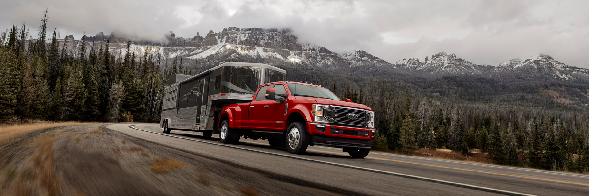 Llega la gama 2020 Super Duty a las Ford F-Series