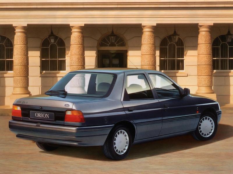 Ford Orion Ghia 2