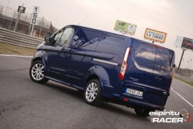 Ford Transit Custom Van Sport 03