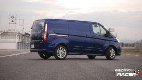 Ford Transit Custom Van Sport 06
