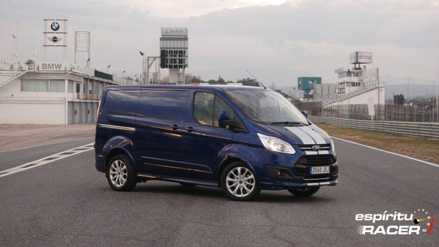 Prueba: Ford Transit Custom Van Sport