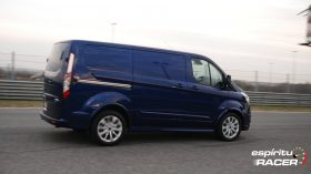 Ford Transit Custom Van Sport 09