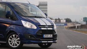 Ford Transit Custom Van Sport 17