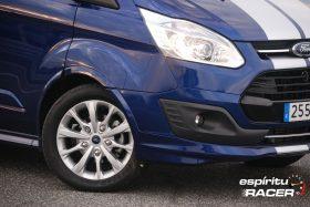 Ford Transit Custom Van Sport 18