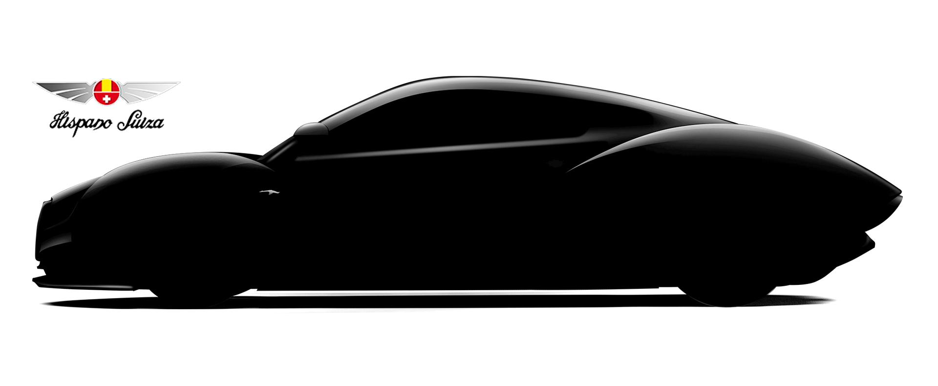 Hispano Suiza Carmen, el resurgir eléctrico de la marca