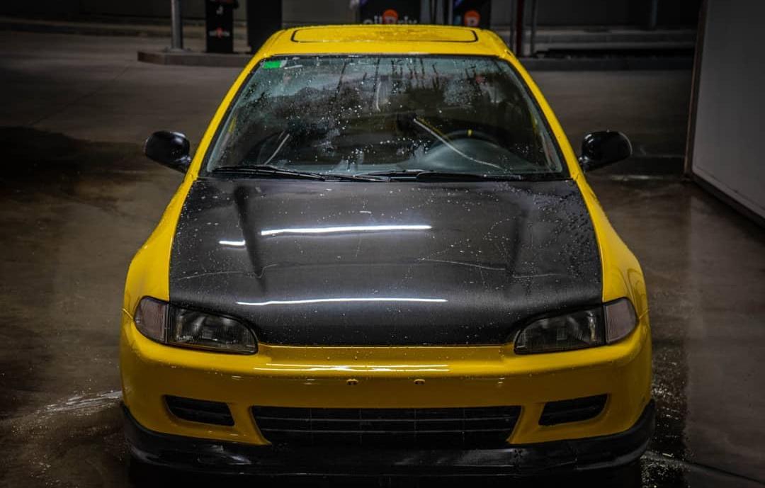 Triste final para el Honda Civic de Ratsquad