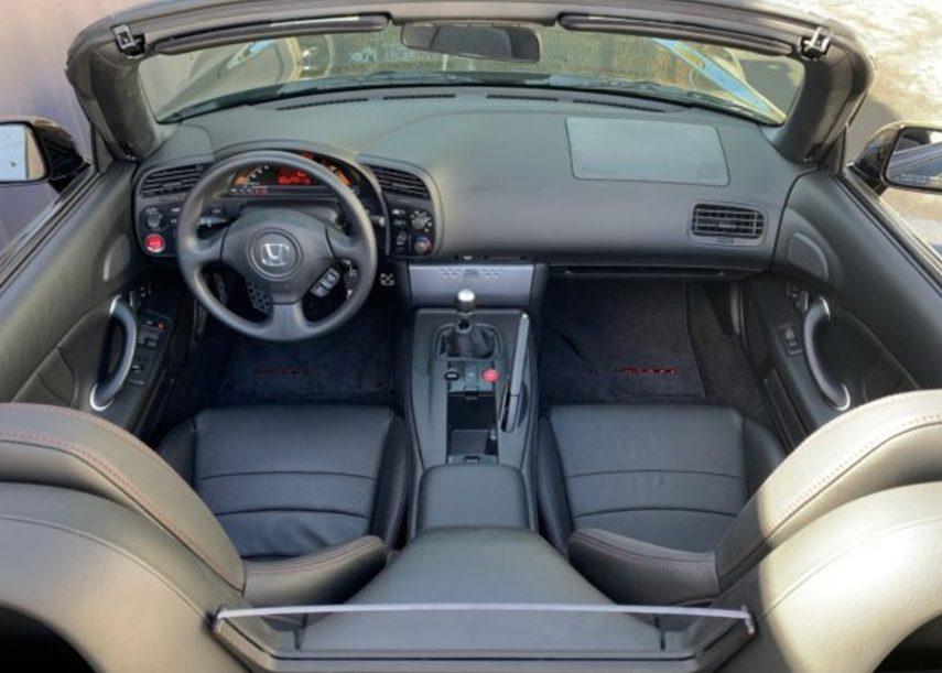 Honda S2000 2009 2