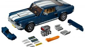 LEGO Ford Mustang Fastback 1967 03