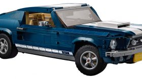 LEGO Ford Mustang Fastback 1967 04