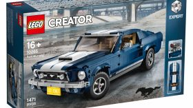 LEGO Ford Mustang Fastback 1967 06