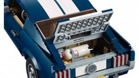 LEGO Ford Mustang Fastback 1967 08