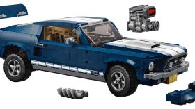 LEGO Ford Mustang Fastback 1967 10