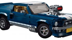 LEGO Ford Mustang Fastback 1967 15