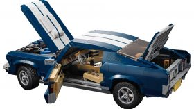 LEGO Ford Mustang Fastback 1967 21