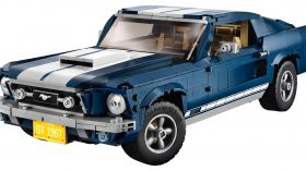 LEGO Ford Mustang Fastback 1967 22