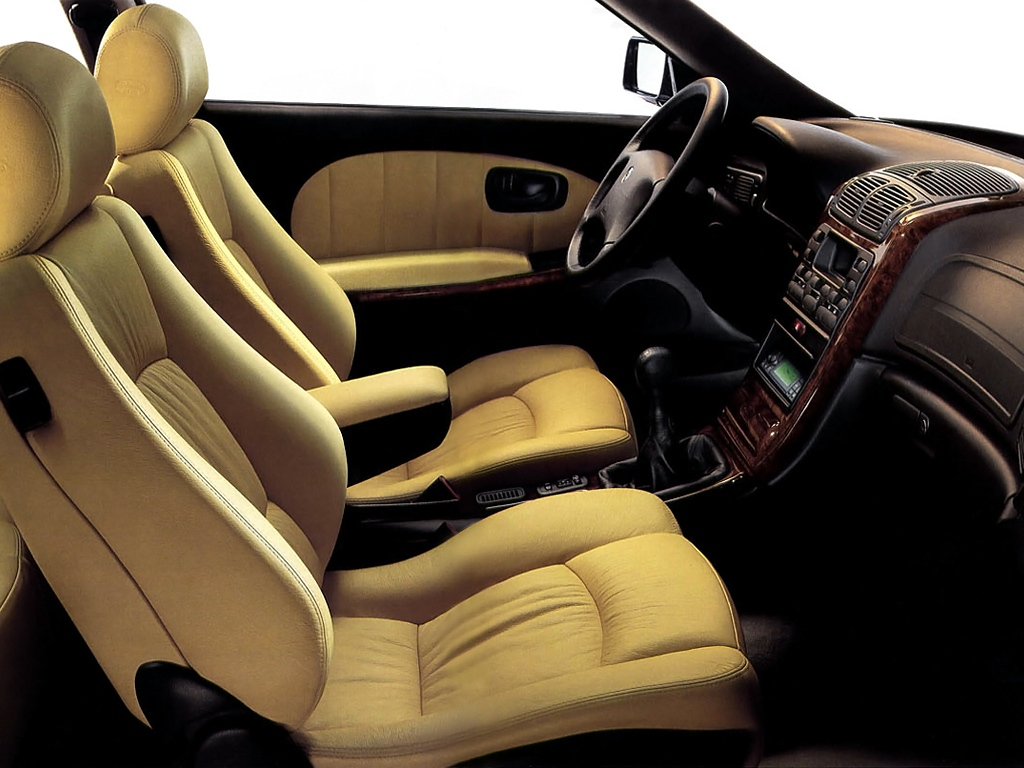 Lancia K Coupe 4