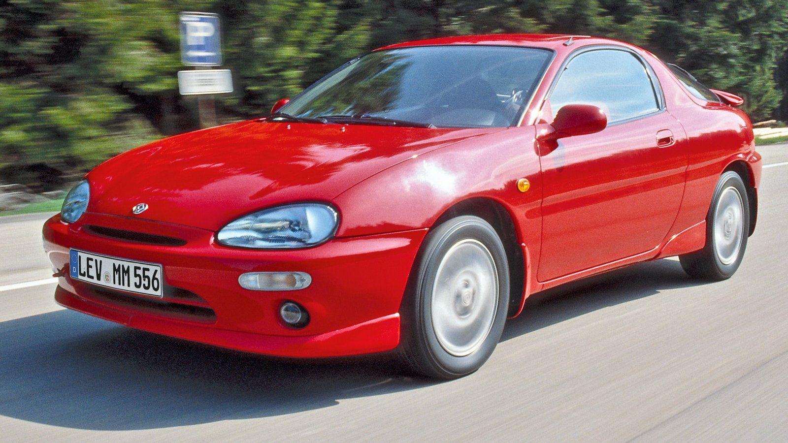 Coche del Día: Mazda MX-3