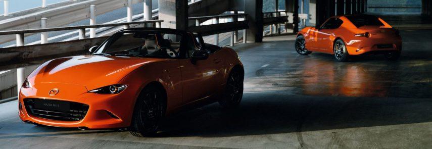 Mazda presenta en Chicago el MX-5 30 aniversario