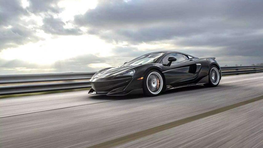 ¿Un McLaren con 1.000 CV? Hennessey tiene la respuesta