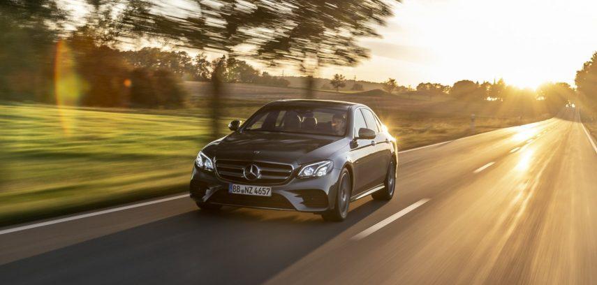Ya disponible en los concesionarios el Mercedes-Benz E 300 e
