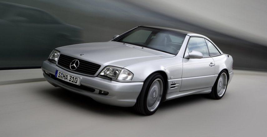 Coche del día: Mercedes-Benz SL 73 AMG (R129)