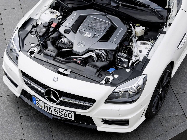 Mercedes Benz SLK 55 AMG R172 3