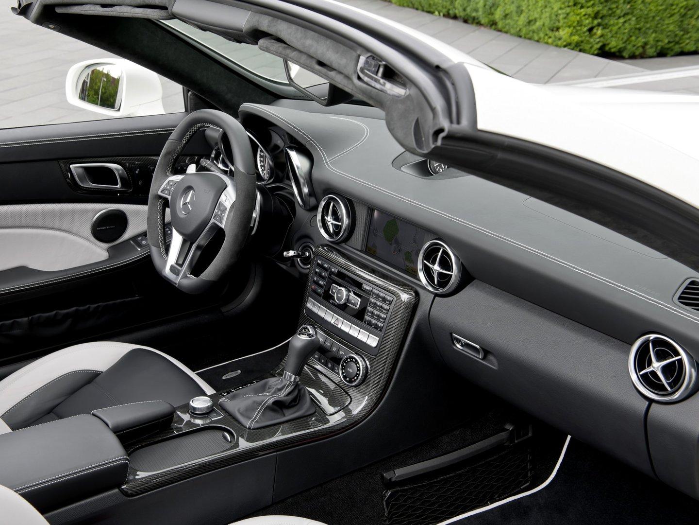 Mercedes Benz SLK 55 AMG R172 4