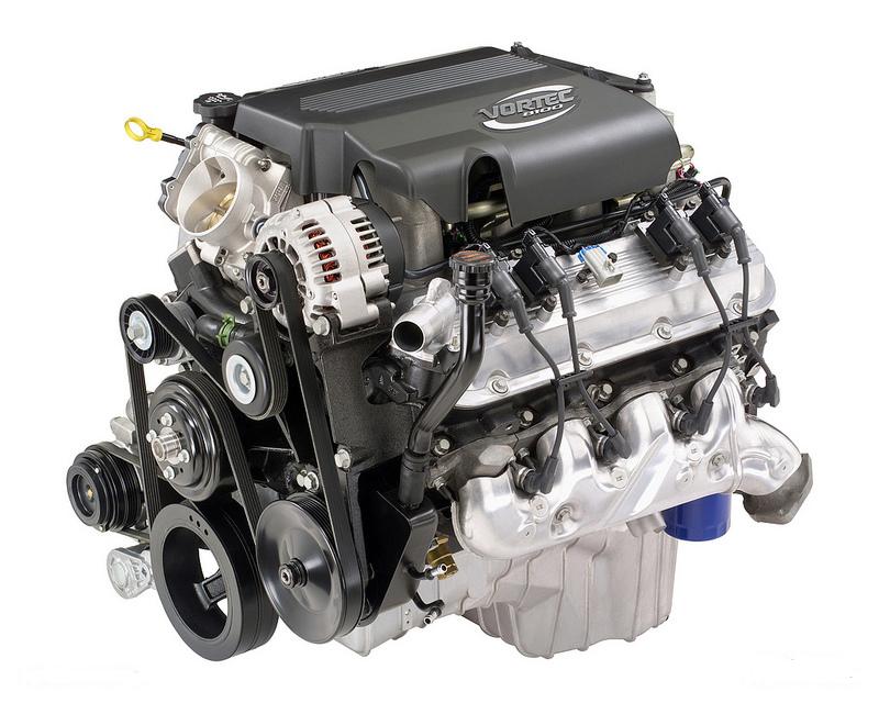 Motor Chevrolet Vortec 8100