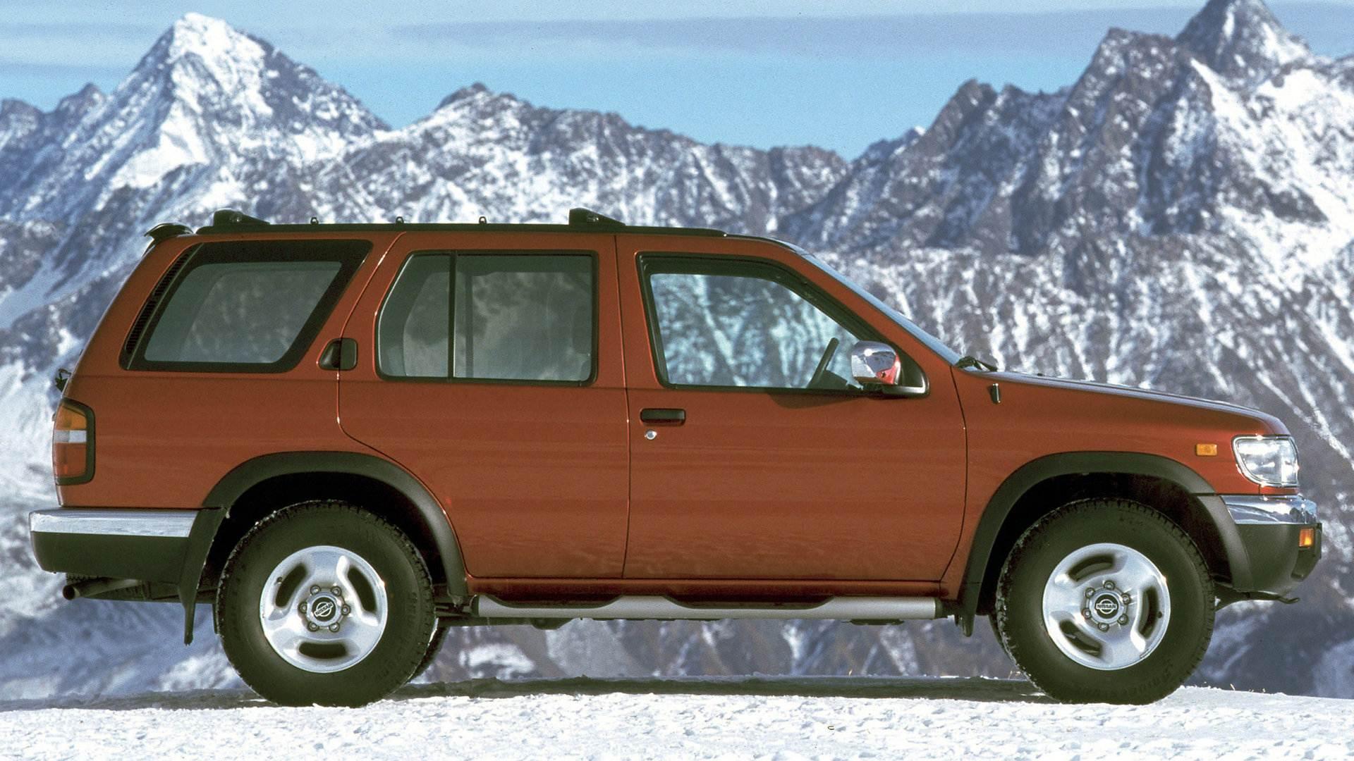Nissan Pathfinder R50 2