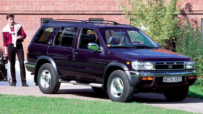 Coche del Día: Nissan Pathfinder (R50)