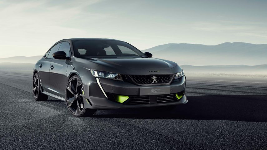 Peugeot 508 Sport Engineered, el lado emocional del león