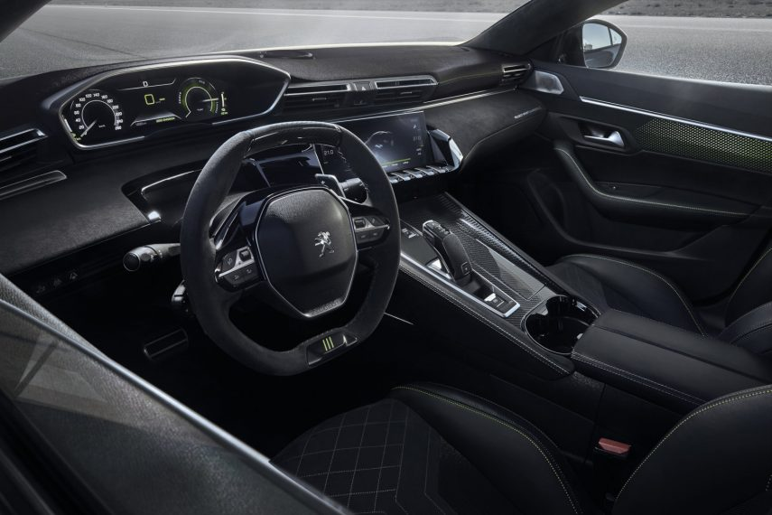 Peugeot 508 Sport Engineered 12