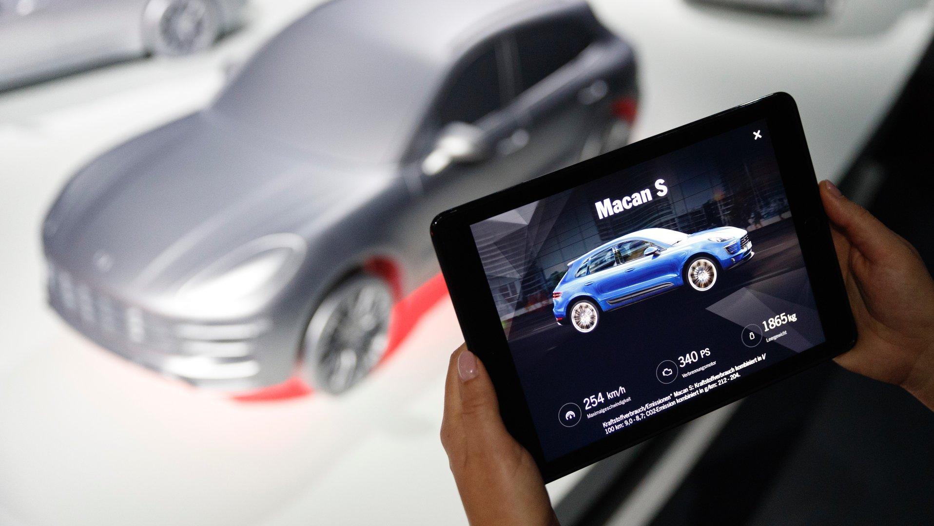 La segunda generación del Porsche Macan solo será eléctrica