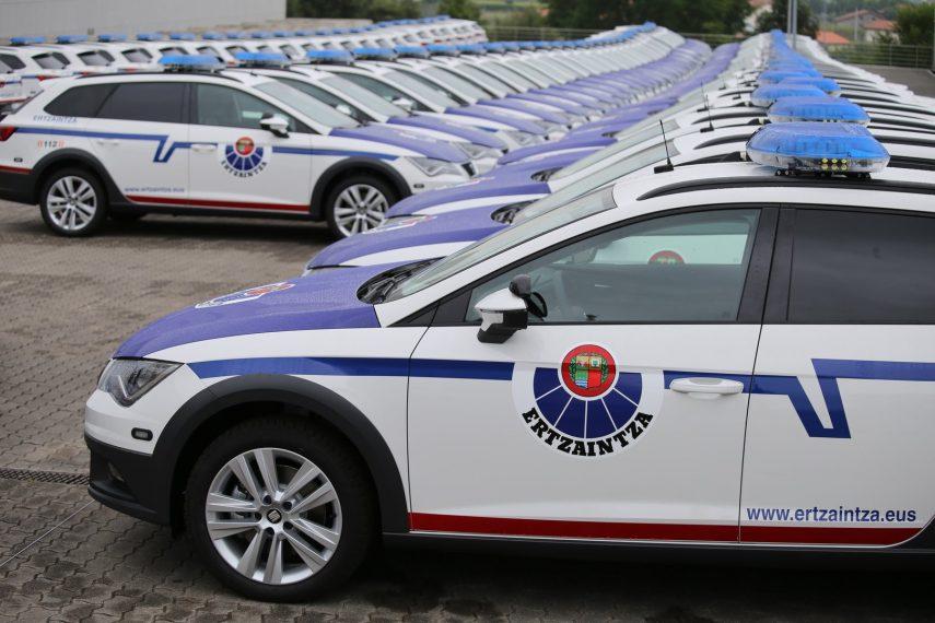 ¿Y si el SEAT León ST no es un buen coche para la policía?