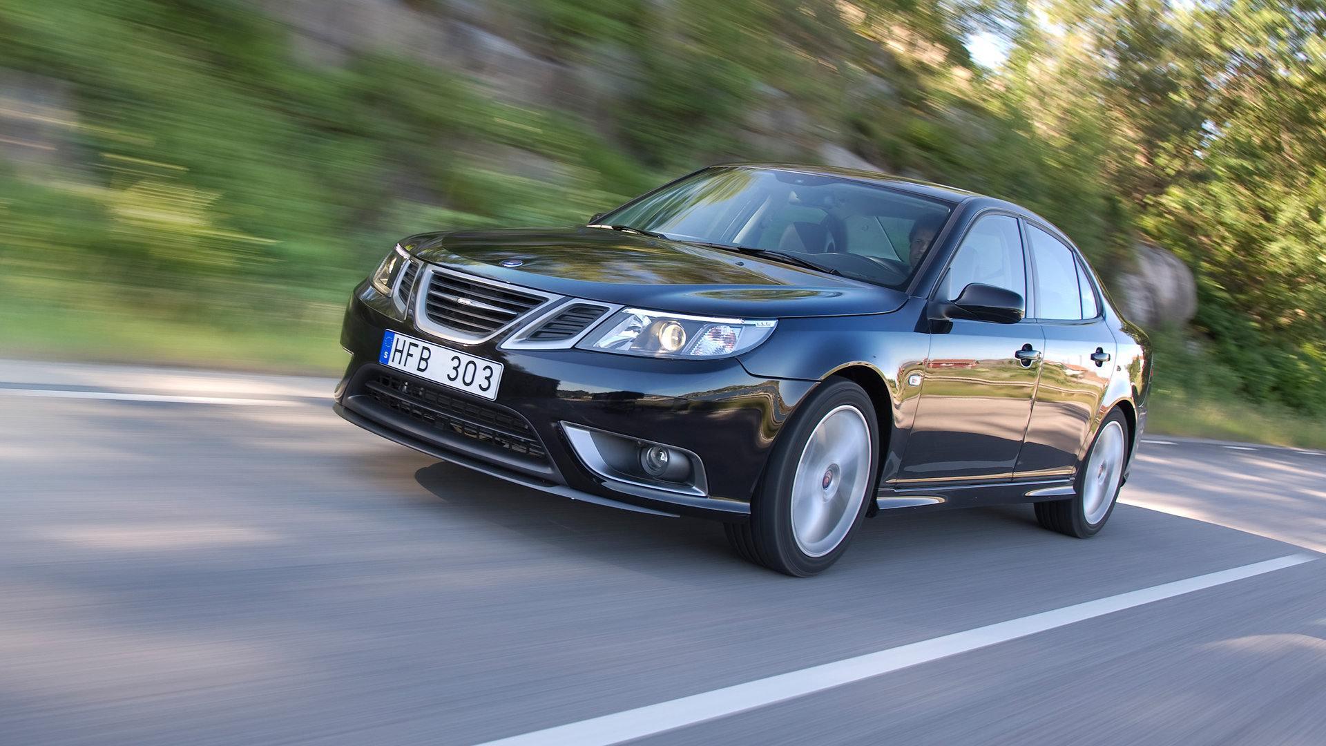 Coche del Día: Saab 9-3 Turbo X