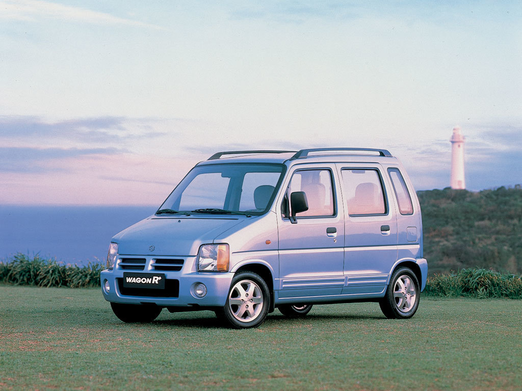 Suzuki Wagon R EM 1